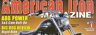 Low-Down Deuce - >American Iron Magazine Article