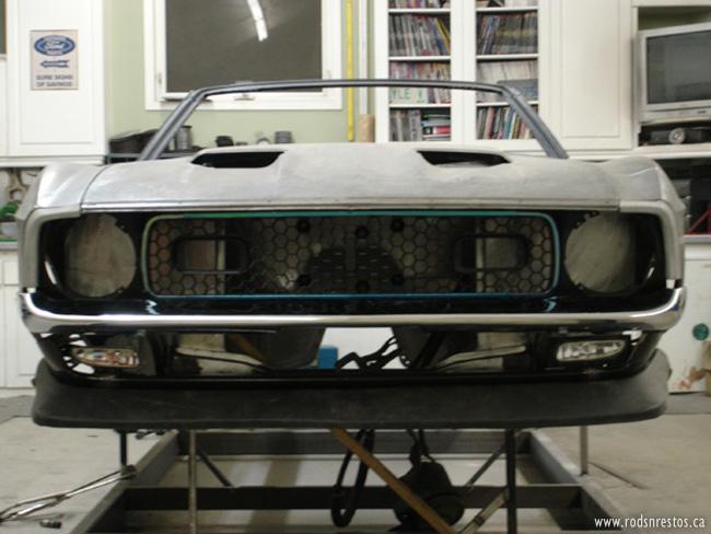 Classic Car Restoration Calgary